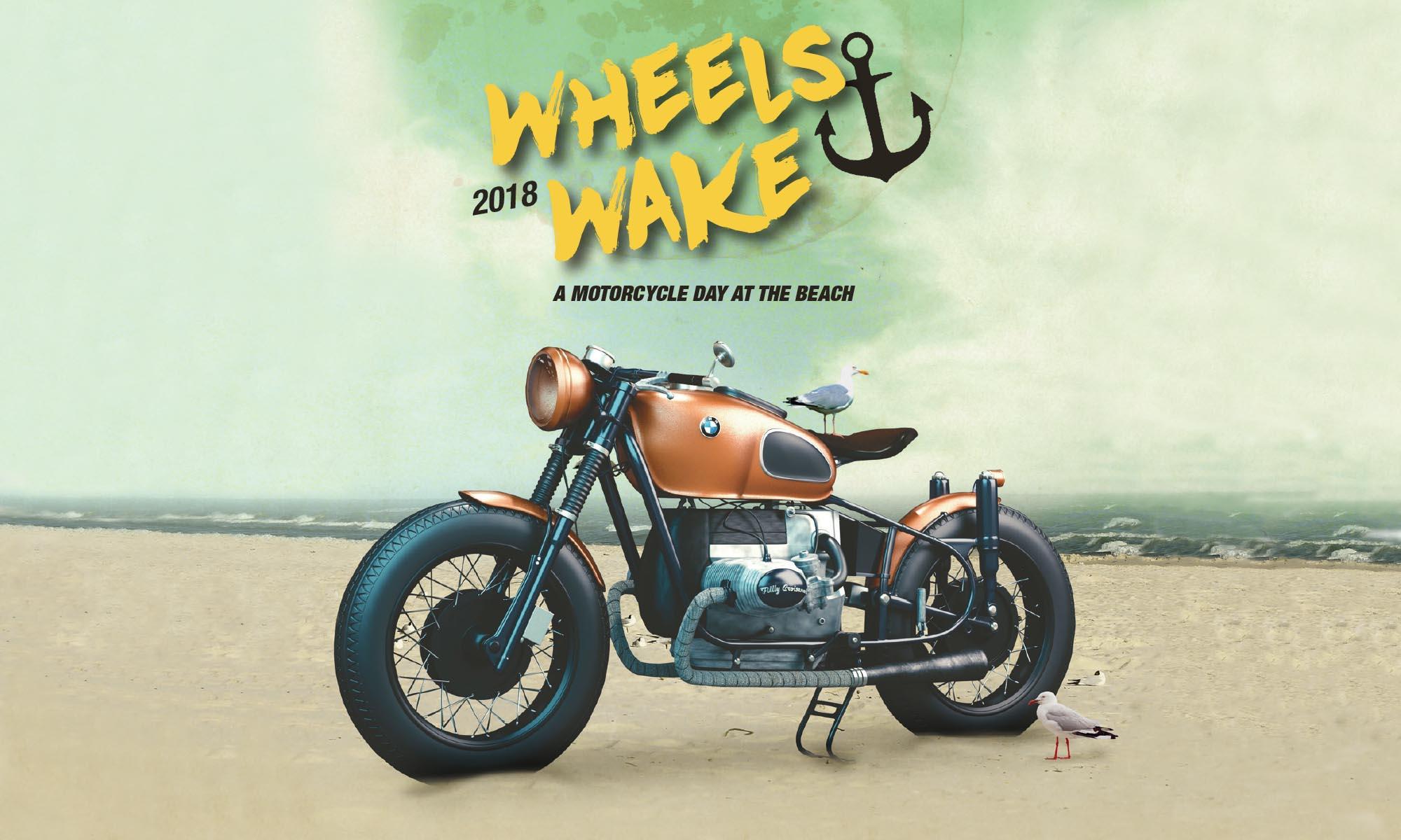 wheels & wake