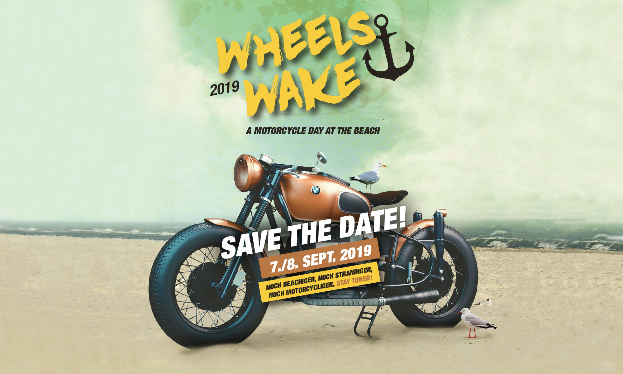 wheels & wake